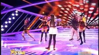 "Christina Aguilera - ""Lady Marmalade"". Interpretarea Paulei Florea, la Next Star!"