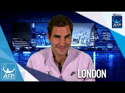 Players Welcome Fans To The O2 Nitto ATP Finals 2017