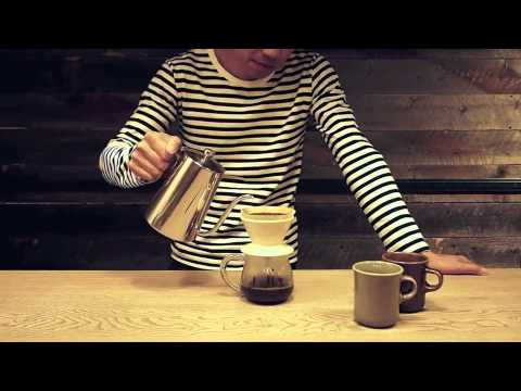KINTO SLOW COFFEE STYLE brewer