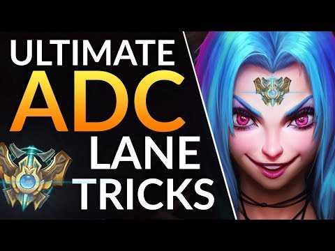 ULTIMATE ADC LANING GUIDE - Challenger Jinx Tips and Tricks to CARRY from Lane | LoL Pro Guide