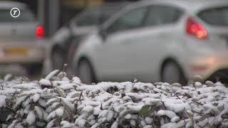 Geen grote problemen in Tilburg door sneeuw