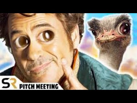 Dolittle Pitch Meeting reaction