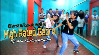 Nawabzaade : High Rated Gabru | Dance Choreography | Varun Dhawan | Raghav Punit Dharmesh