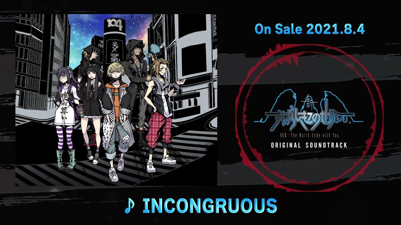 『新すばらしきこのせかい オリジナル・サウンドトラック』収録「INCONGRUOUS」(Full ver.)