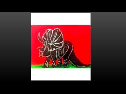 Triceratops with music by Southwest German Radio Symphony Orchestra