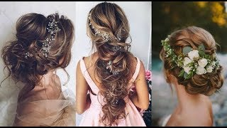 Easy Hairstyle step by step tutorial - Best hairstyle Compilation