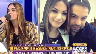 """Betty, fiica lui Florin Salam: """"Mă înțeleg bine cu noua iubită a tatălui meu!"""""""