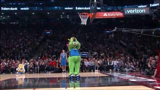 2016 Slam dunk -Aaron Gordon