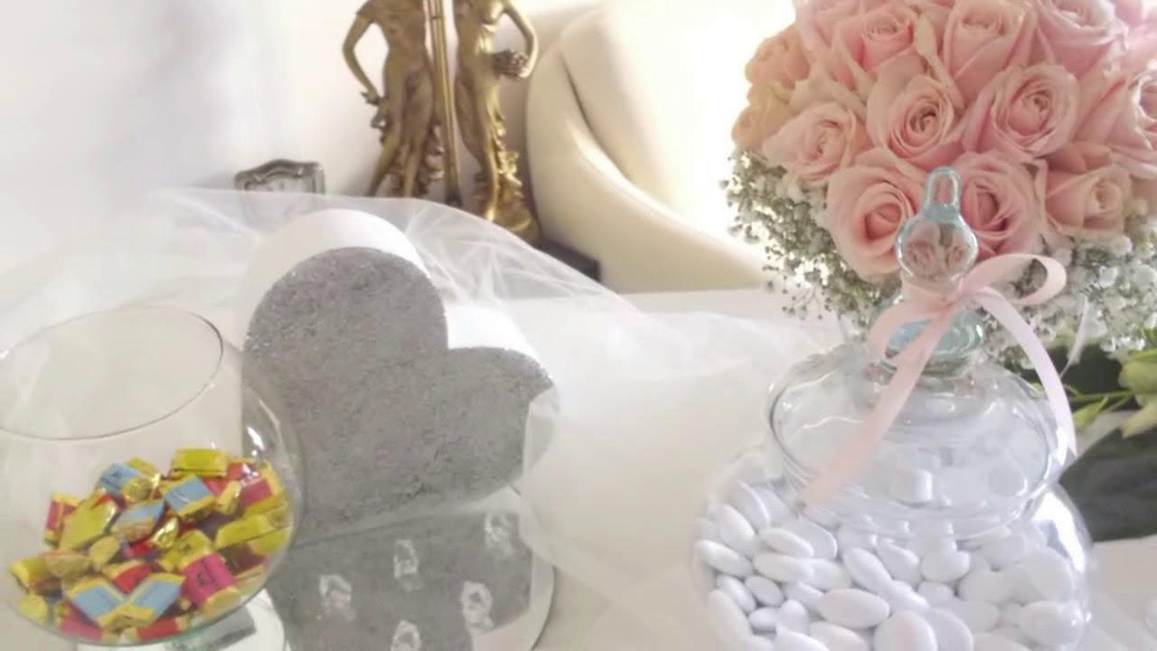 Come Addobbare Un Tavolo Per Confettata il tavolo dei dolci a casa per il matrimonio di mia figlia donatella