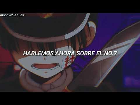 No.7 - Jibaku Shounen Hanako-kun; OP FULL. [SUB ESPAÑOL]