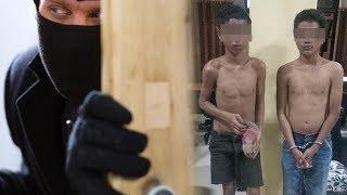 Dua Anak di Bawah Umur Bobol Toko di Baturaja Timur, Curi Uang Rp3 Juta & 157 Bungkus Rokok