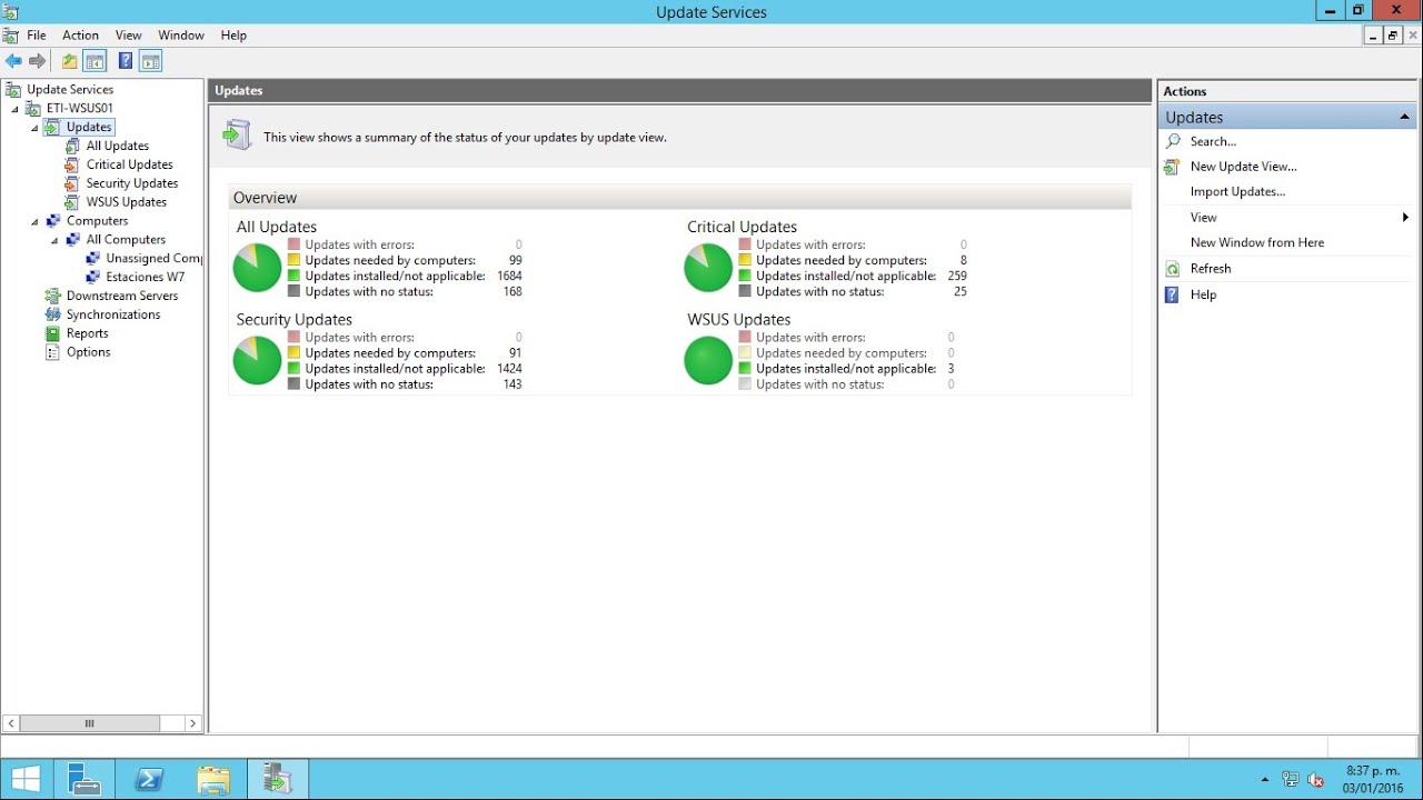 Windows server 2012 r2 instalar y configurar