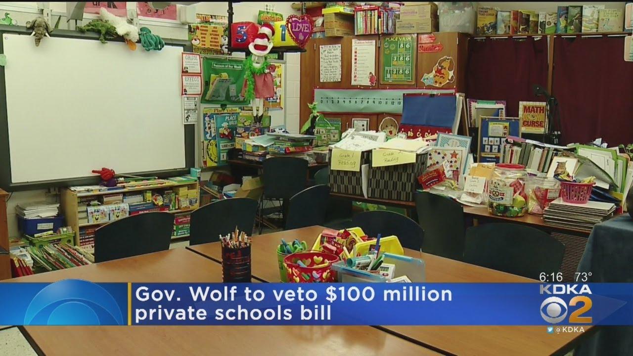 Pennsylvania: Private School Veto