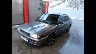 Toyota Corolla 6 Хэтчбек 1991 год,1.3 Карбюратор 75л.с.