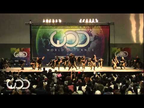 World of Dance LA 2012: 1st Place GRV HD