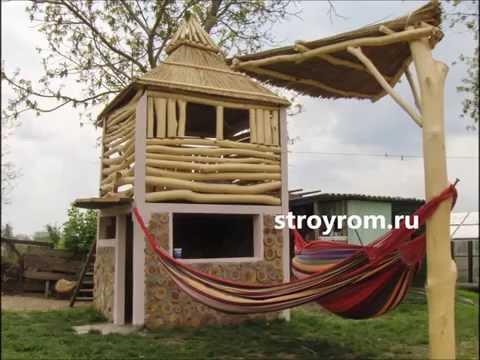 видео: Детский домик своими руками