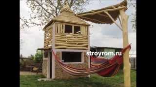 видео Дом из фанеры своими руками: для детей и взрослых