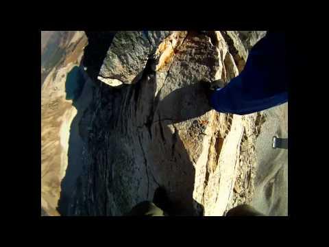 Crossing The Knife Edge On Capitol Peak