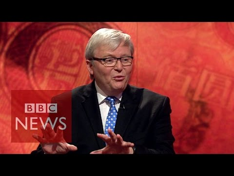 'China trade deal latest chapter in a long book' Kevin Rudd interview with BBC