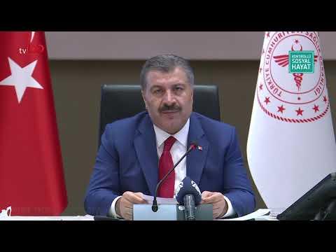 Sağlık Bakanı Fahrettin Koca sitem etti: Bilim Kurulu artık yapılmamasını önerdi