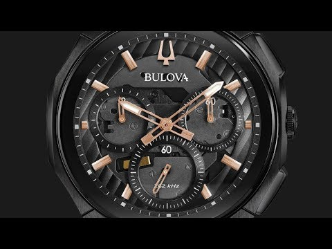 TOP: 7 Bulova Watches For Men & Women 2019