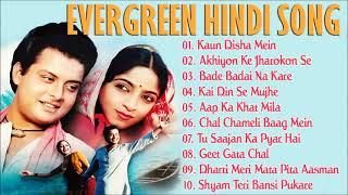 OLD IS GOLD ❤️❤️❤️ सदाबहार पुराने गाने _लता_मंगेशकर_किशोर_रफी_ Evergreen Bollywood Songs | #Pitara
