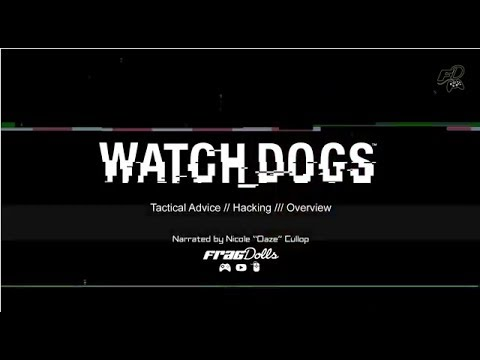 Watch Dogs Tactical advice // Hacking