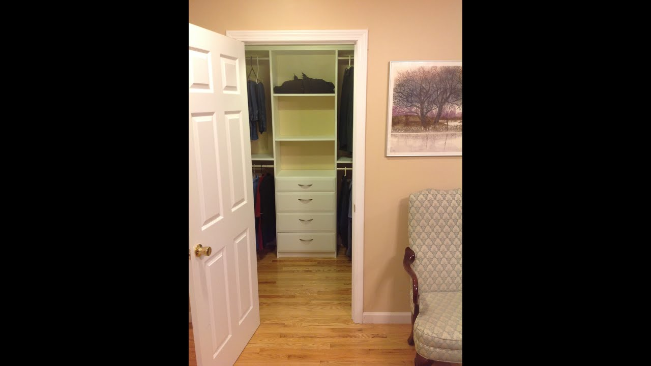 wall closet shelving your closets packages customize design large in full systems drawers mounted walk size of garage