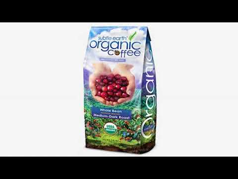 Coffee Lovers Reviews ! 2LB Cafe Don Pablo Subtle Earth Organic Gourmet Coffee - Medium-Dark Roas..
