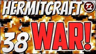 Hermitcraft VI: #38 - Hermitcraft WAR!