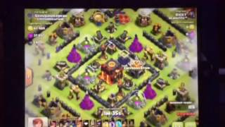 Clash of clans~road to Titan #4 -were into champions league