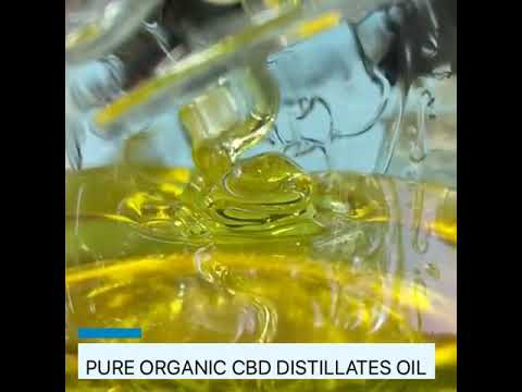 WHOLESALE PURE ORGANIC CBD OIL DISTILLATE FOR SALE