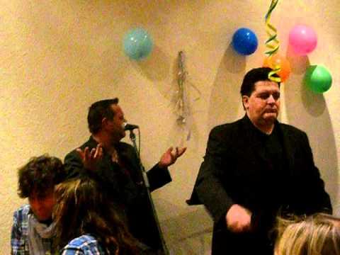 Frankie Martin & Tony Wegas  28.1.2012