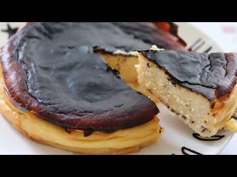 recette-de-cheesecake-à-la-basque