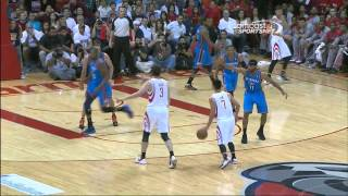 The Jeremy Lin Show Vs. Oklahoma City Thunder (10/10/12)