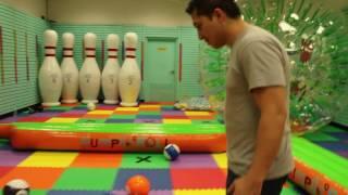 Snook Ball / Foot Pool at Bump And Roll
