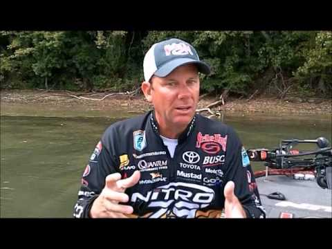 Kevin VanDam: Locating And Catching Fall Bass