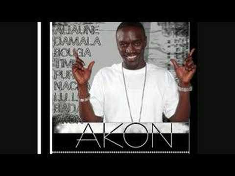 Akon never took the time