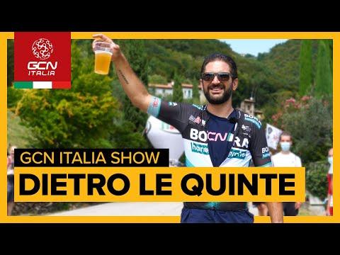 Il dietro le quinte del campionato Italiano | GCN Italia Show 87