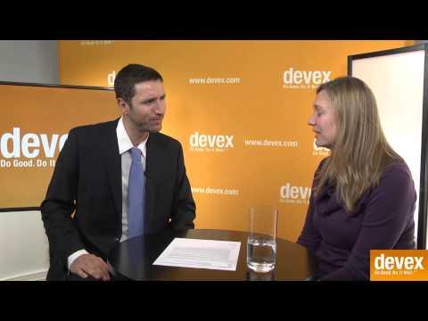 Amanda Glassman from the Center for Global Development
