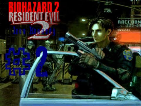 Biohazard 2/Resident Evil 2 - Leon A - Episode 2: The S.T.A.R.S. Office
