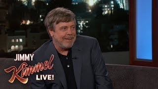 Mark Hamill on His Beard, Star Wars & Knightfall