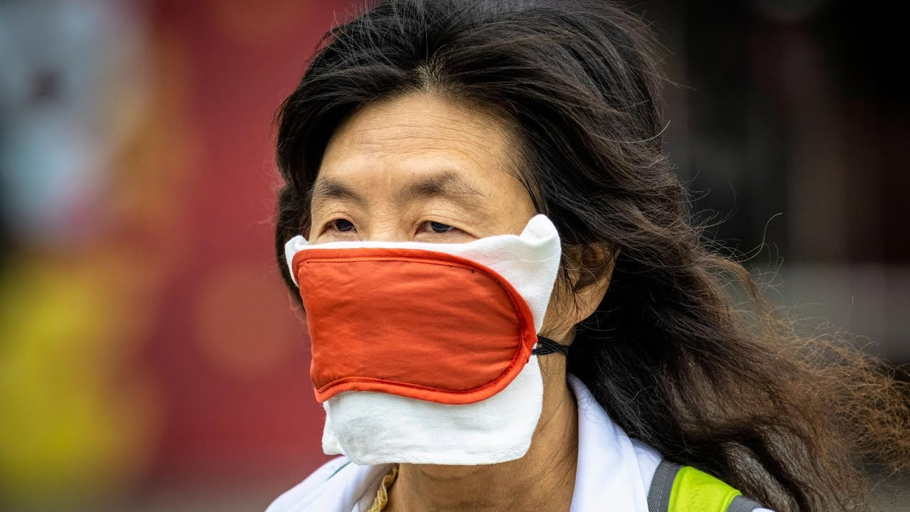 Coronavirus: Chinese authorities humiliate citizens for not wearing face masks