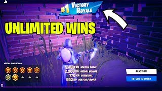 """NEW"" UNLIMITED WINS / Health Glitch for Fortnite Chapter 2"