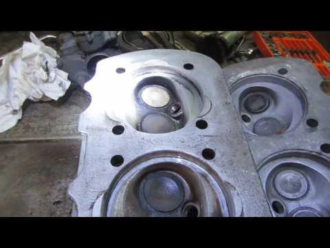 Repairing the 1967 vw engine