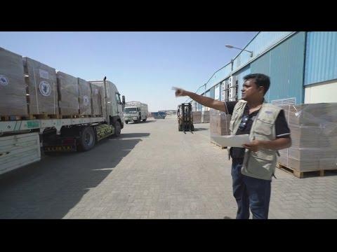 Dubaï : nouveau hub de l'aide humanitaire internationale