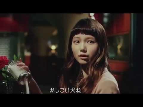 Miyazaki Aoi , earth music & ecology , in the café commercial