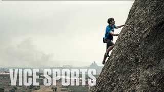Crack Climbs & Land Mines: Alex Honnold in Angola - Trailer