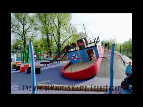 15 amazing playgrounds around the world for chidlren