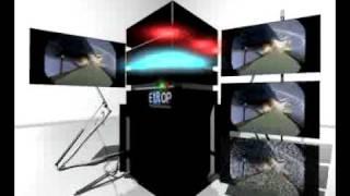 Plateforme Europ Tests et Mesures très haut débit Télécom saint-Etienne